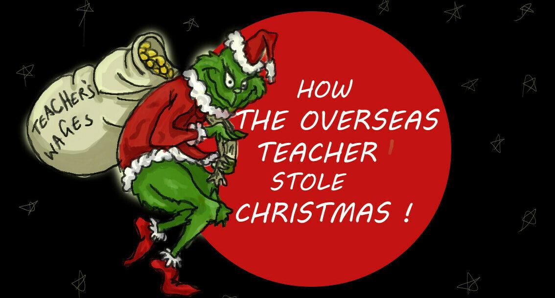 SACKED BEFORE CHRISTMAS