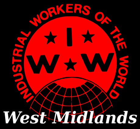 IWW West Midlands Logo Dark